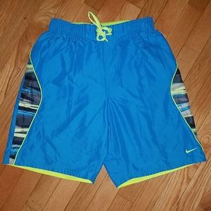 LIKE NEW Nike swim trunks